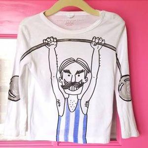 Stella McCartney Strong Man T Shirt 24 Months